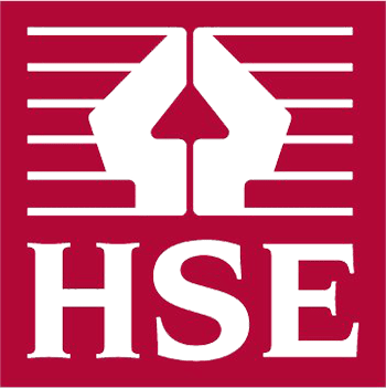 Image of our HSE accreditation logo for ControlPro