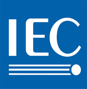 Image of our IEC accreditation logo for ControlPro