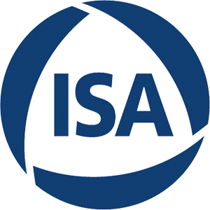 Image of our ISA accreditation logo for contact Control Pro